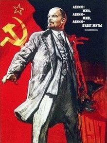 Lenin revolucion