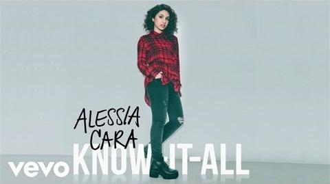 Alessia Cara - Stone (Audio) ft