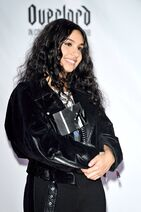 Alessia Cara at the MTV EMAs (2)