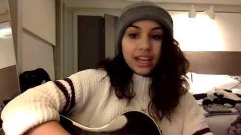 Justin Bieber - Love Yourself (Alessia Cara Cover)