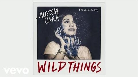 Alessia Cara - Wild Things (Audio) ft