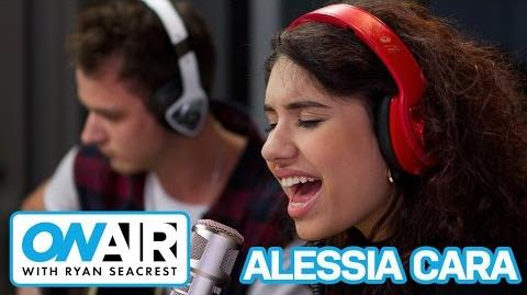 """Alessia Cara Covers Shawn Mendes """"Stitches"""" (Acoustic) - On Air with Ryan Seacrest"""