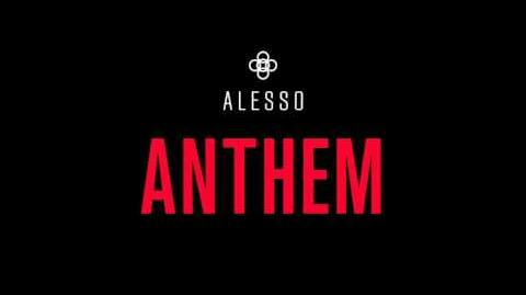 Alesso - Anthem Audio