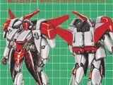 Metallic Uniframe Super Hybrid Armor