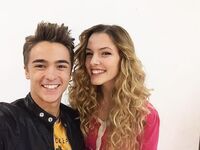 Arianna and Leonardo