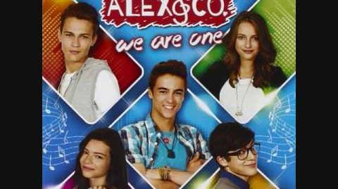 Alex & Co - We Are One - Full CD
