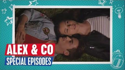 Alex & Co. Special Episodes promo