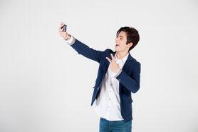 S3 matt selfie