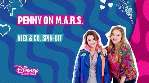 Penny on M.A.R.S. promo
