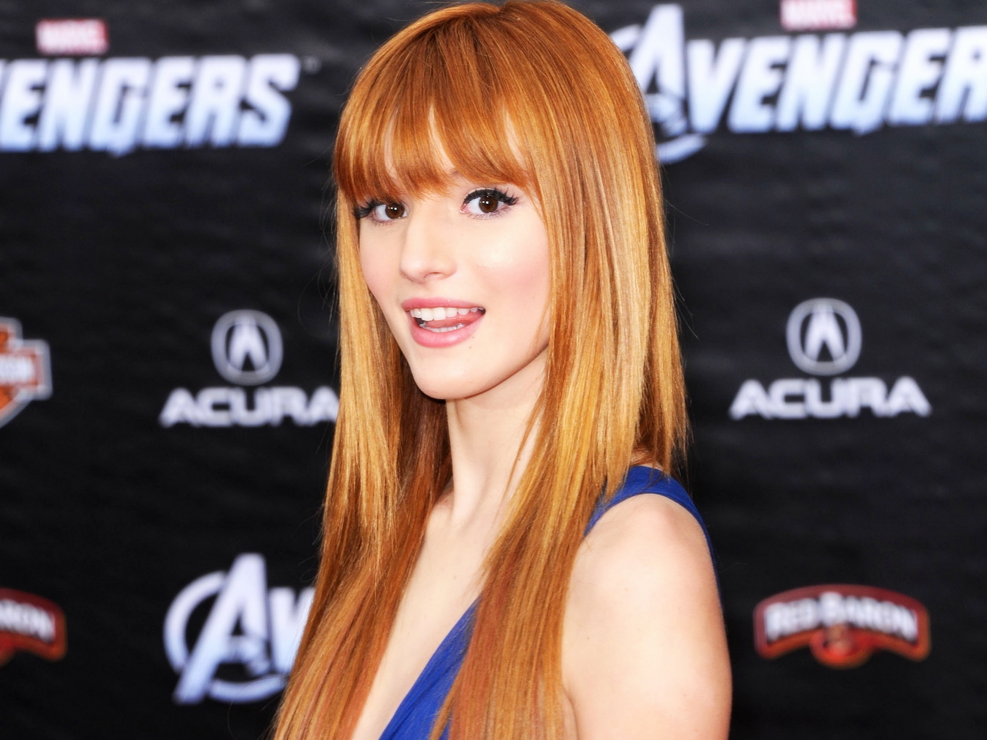 image - bella-thorne-wallpaper | alexander and the terrible