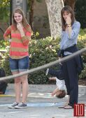 On the Set of Alexander and the Terrible, Horrible, No Good, Very Bad Day+5