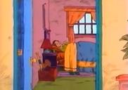 Anthony sleeping