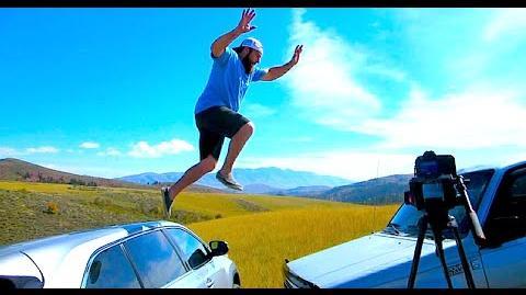 JUMPING CARS!