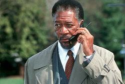 Alex cross morgan freeman