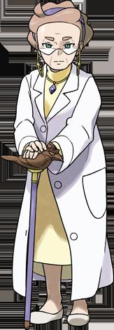 Professor Magnolia artwork