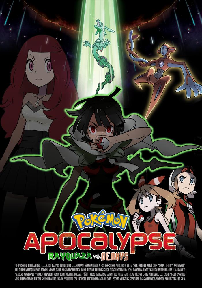 apocalypse rayquaza vs deoxys alexiscooper wiki fandom powered