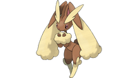 Lopunny artwork