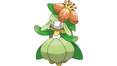 Lilligant artwork