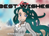 Best Wishes: Emerging Powers