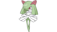 Kirlia artwork