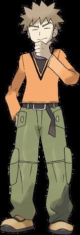 Brock artwork