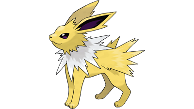Jolteon artwork