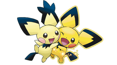 Pichu Brothers artwork