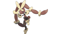 Mega Lopunny artwork