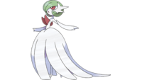 Mega Gardevoir artwork
