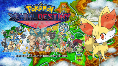 Xenial Destiny poster