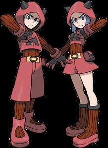 Team Magma Grunts artwork