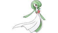 Gardevoir artwork