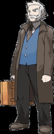 Professor Rowan artwork