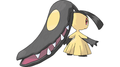 Mawile artwork