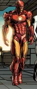 Anthony Stark (Earth-616) with Space Armor MK III from New Avengers Vol 3 8 003