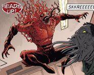 Edward Brock (Earth-616) as Toxin