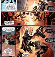 Johnathon Blaze (Earth-616) from Uncanny Avengers Annual -1 Grows