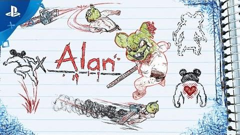 Drawn to Death - Alan Highlight Trailer PS4