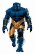(Marvel's) Beast ( Big Cat Form)