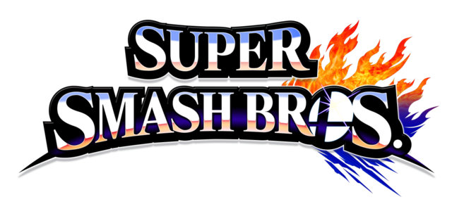 File:Super Smash Bros 4 merged logo, no subtitle.png
