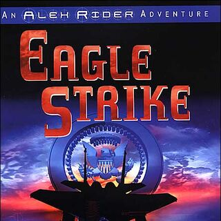 An <i>Eagle Strike</i> cover. (year?)