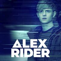 Alex Rider - Amazon poster