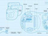 Multifunction Games Console 5198 ATTILA (gadget)