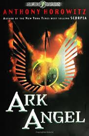 summary of alex rider ark angel