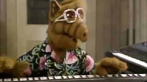 "ALF song - ""We Have a Visitor"" - Samuel Stokes"