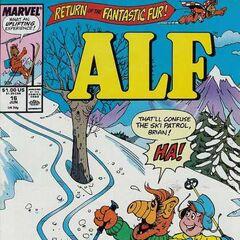 <b>ALF #16</b><br /><i>¡El Regreso Del Peludo Fantástico!</i><br />01/Junio/1989