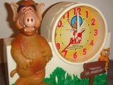 ALF Alarm Clock