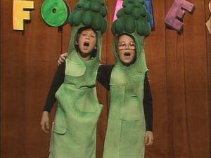 Asparagus song