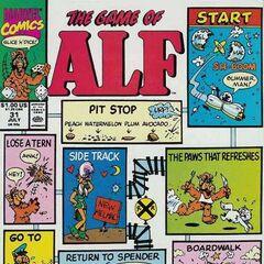 <b>ALF #31</b><br /><i>El Juego De ALF</i><br />01/Septiembre/1990