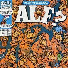 <b>ALF #42</b><br /><i>¿Quién Es El ALF Real?</i><br />01/Agosto/1991